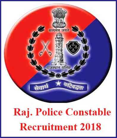 Rajasthan Police Result 2018
