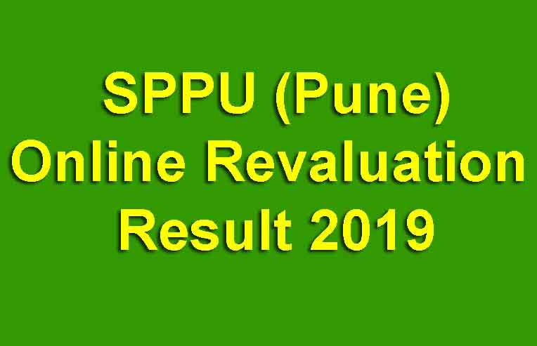SPPU Revaluation Result 2019