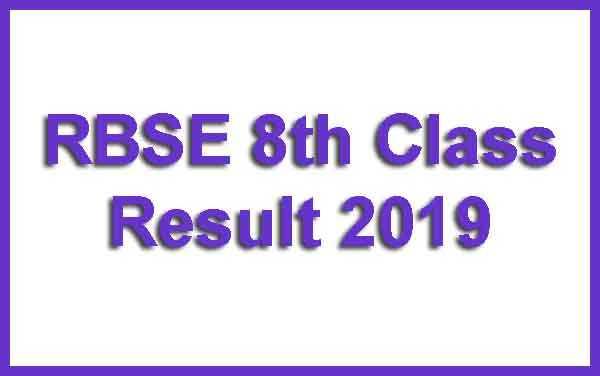 8th Board Result