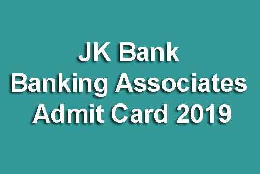 JK Bank Exam