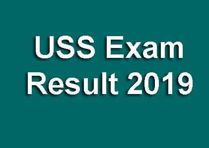 USS Exam Result 2019