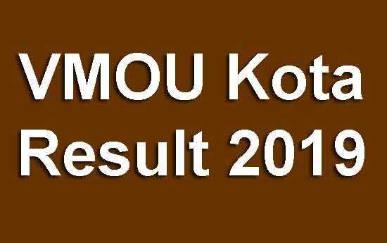 VMOU Result