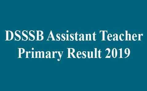 DSSSB ATP Result