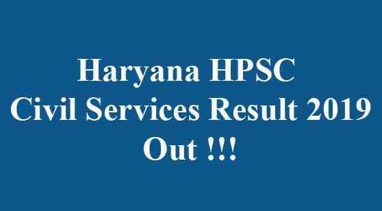 HCS Pre Result