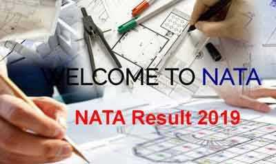 NATA Result 2019 | Download NATA Score Card