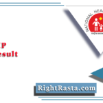 NHM MP CHO Result 2020 (Out)   Download Community Health Officer Merit List