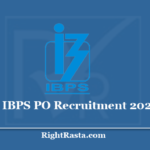 IBPS PO Recruitment 2021- Apply Online For CRP PO/MT X Vacancy