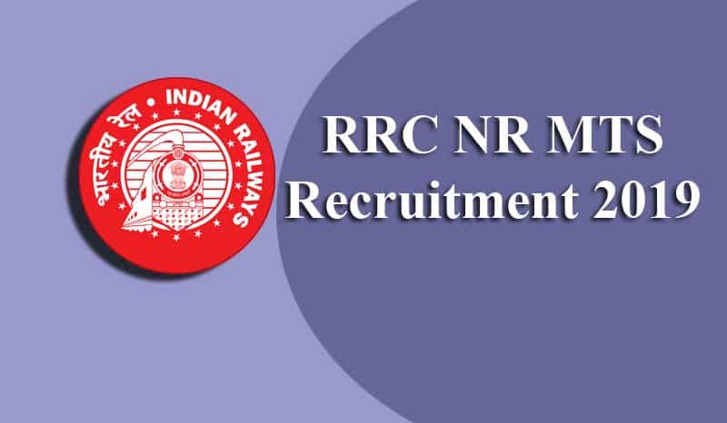 RRC NR MTS Recruitment