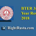 BTER 3rd Year Result 2018-19