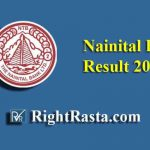 Nainital Bank Result 2019 (PO, SO, Clerk)