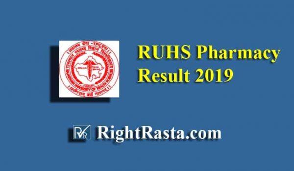 RUHS Pharmacy Result