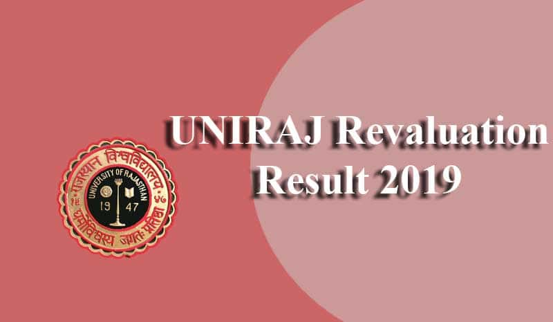UNIRAJ Revaluation Result