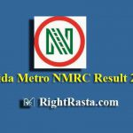 Noida Metro NMRC Result 2019 (Station Controller, CRA, JE, Maintainer, Officer Asst & Accounts Asst)