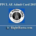 UPPCL AE Admit Card 2019
