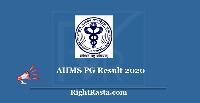 AIIMS PG Final Result
