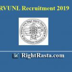 RVUNL Recruitment 2019 - 1571 Posts