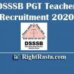 DSSSB Staff Nurse Result 2019-2020 | Download DSSSB 3/18 Nursing Officer Exam Results
