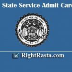 MPPSC State Service Admit Card 2020 | Download Madhya Pradesh SSE/SFE Prelims Exam Hall Ticket