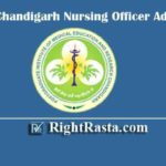 PGIMER Chandigarh Nursing Officer Admit Card 2020 | Download PGI Staff Nurse Hall Ticket