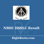 NBSE HSSLC Result 2020 - Download Nagaland Board 12th Class Results