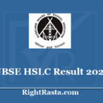 NBSE HSLC Result 2020 - Download Nagaland Board 10th Class Results @ nbsenagaland.com