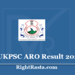 UKPSC ARO Result 2020 - Uttarakhand High Court Staff Cut Off Marks Merit List 2019