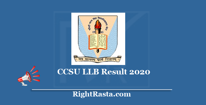 CCSU LLB Result