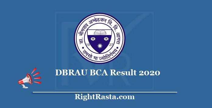 DBRAU BCA Result