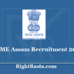 DME Assam Recruitment 2020 - Apply for Staff Nurse & ICU Technician Vacancy