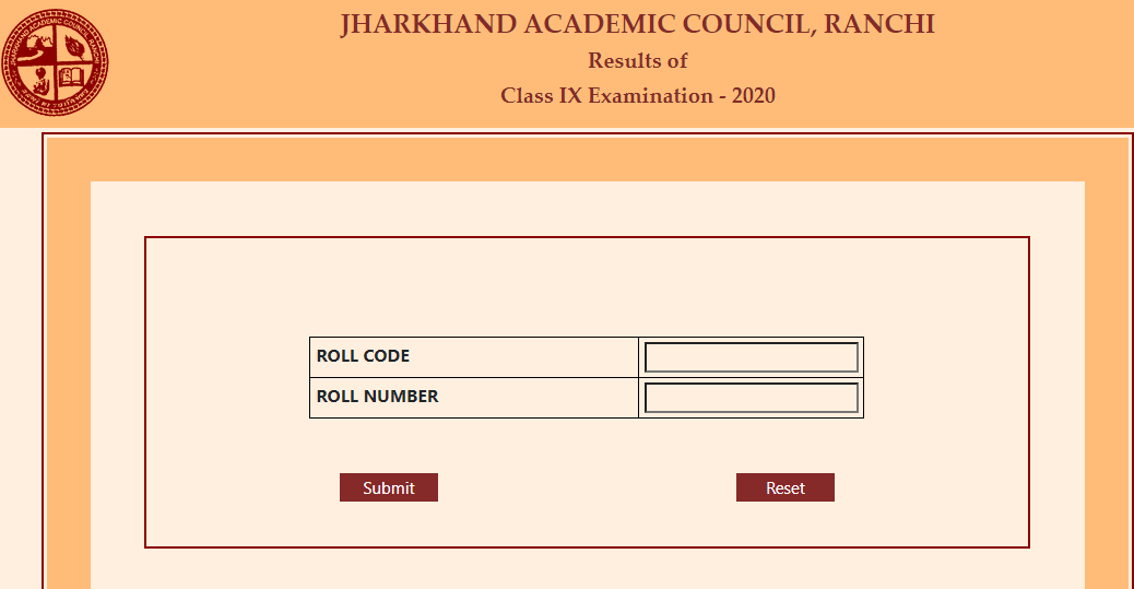 Jharkhand Board Results