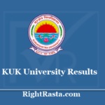 KUK Digital University Result 2021 - Kurukshetra University Exam Results @ www.ku.digitaluniversity.ac