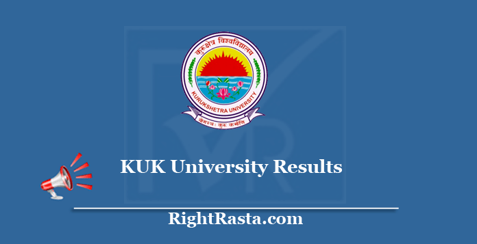 KUK Digital University Result