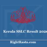 Kerala SSLC Result 2020 - KPBE THSLC Exam Results @ keralaresults.nic.in/sslc2020duj946/sslc.htm