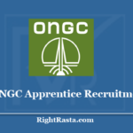 ONGC Apprentice Recruitment 2020 - Apply Online Form for Various 4182 Posts