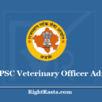 RPSC Veterinary Officer Admit Card 2020 (Out) Rajasthan VO Exam Call Letter