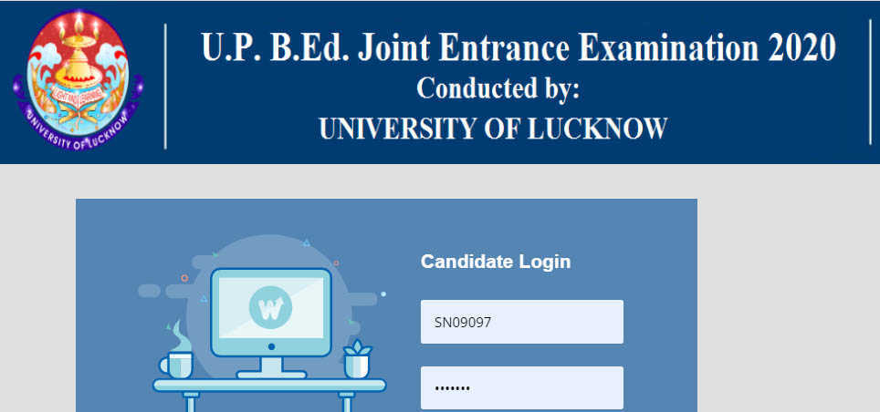 UP B.ED Entrance Exam Date