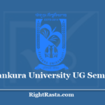 Bankura University UG Sem 3 Result 2020 (Out) Download BU 3rd Semester Results