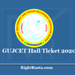 GUJCET Hall Ticket 2020 (Out) Check Gujarat GSHSEBCommon Entrance Test Date