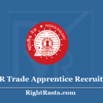 NFR Trade Apprentice Recruitment 2020 (Out) Apply for RRC NFR 4499 Vacancy