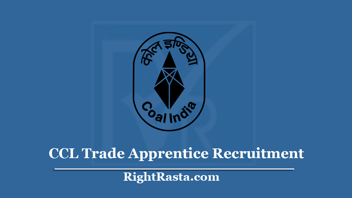 CCL Trade Apprentice Recruitment
