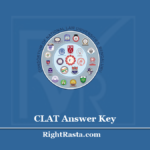 CLAT Answer Key 2020 (Out) - Download Common Law Admission Test Solution Key
