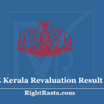DHSE Kerala Revaluation Result 2020 (Out) - Download HSE Plus One Two Scrutiny Results