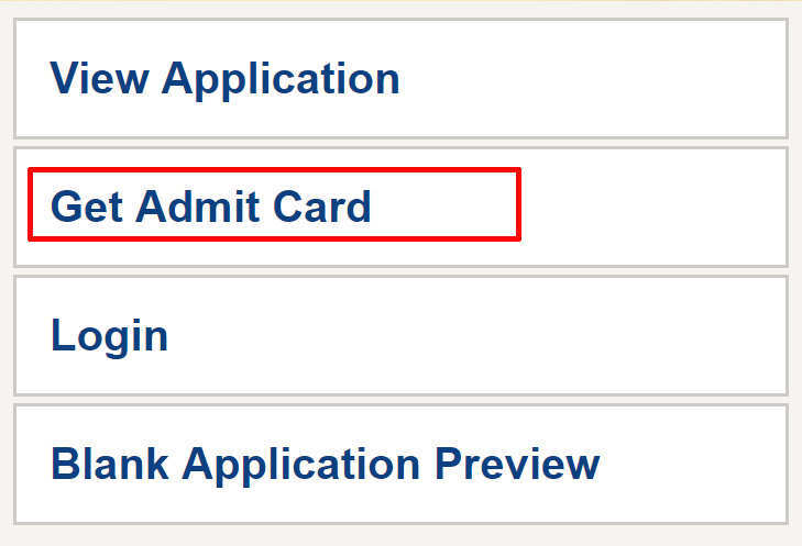 How to Download RSMSSB Librarian Hall Ticket