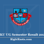 MKU UG Semester Result 2020 (Out) Madurai Kamaraj University BA BSC BCOM 2nd 4th Sem Results