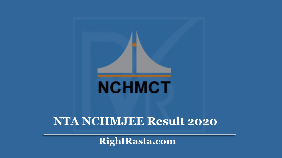 NCHMJEE Result