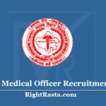 RUHS Medical Officer Recruitment 2020 (Reopen)- Apply For Rajasthan MO Vacancy