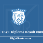 SCTEVT Diploma Result 2020 (Out) Download Summer 6th Semester Results