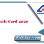 BIS Admit Card 2020 (Out) | Download Group A, B & C Various Post Hall Ticket