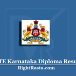 DTE Karnataka Diploma Result 2020 (Out) | Download BTELINX Exam Results