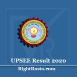UPSEE Result 2020 (Out) | Download AKTU Entrance Exam Results